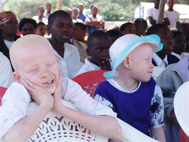 Happy Children in Tanzania